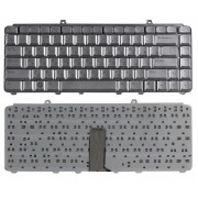 Клавиатура Dell Inspiron 1318, 1415, 1420, 1520, 1521, 1525, 1526, 1530, 1540, 1545, 1546, PP26L, PP28L, PP29L, PP41L, Vostro 500, 1400, 1500, 1540, XPS M1330, M1420, M1520, M1521, M1525, M1530, PP25L Серебряная