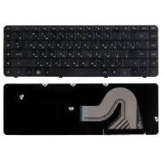 Клавиатура HP G56, G62, Compaq Presario CQ56, CQ62 Чёрная