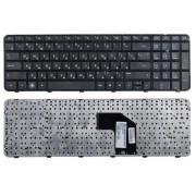Клавиатура HP Pavilion G6-2000, G6-2100, G6-2200, G6-2300 Черная, с рамкой